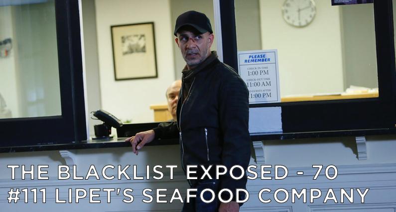 BLE70 – S4E9 – #111 Lipet's Seafood Company