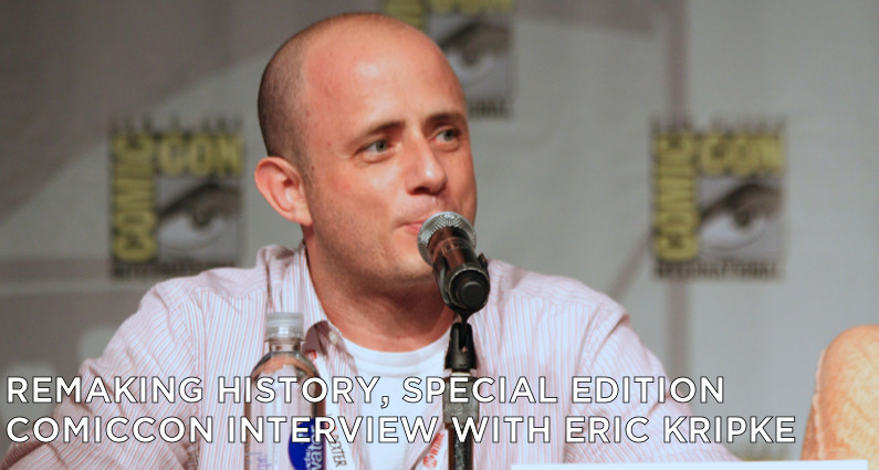 RMSE05 – Special edition – ComicCon Interview With Eric Kripke