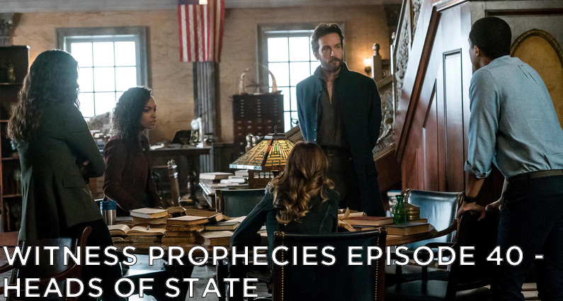 WP – S4E03 – Heads of State