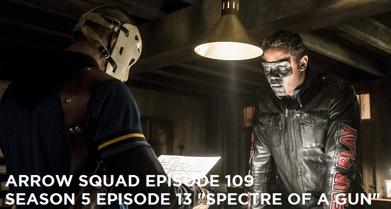 AS 109 – S5E13 – Spectre Of A Gun