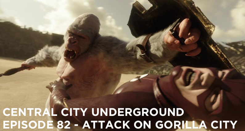 CCU 82 – S3 E13 – Attack On Gorilla City