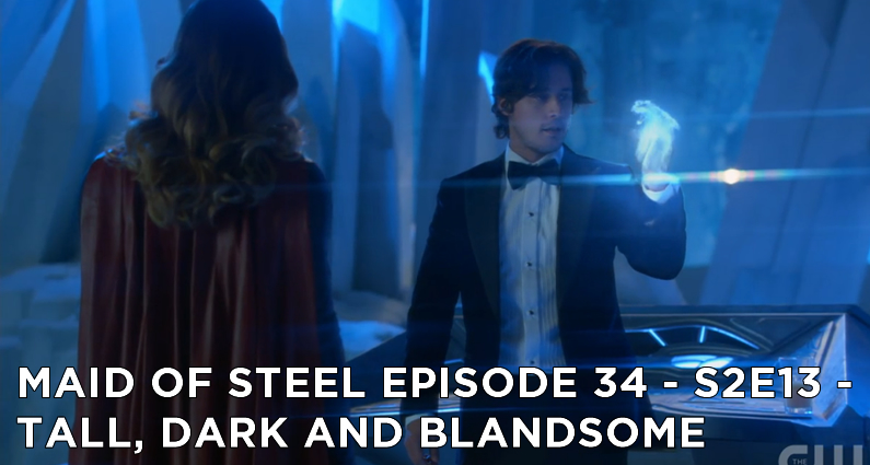 MOS 34 – S2E13 – Tall, Dark and Blandsome