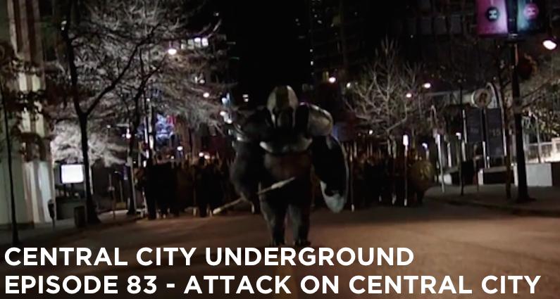 CCU 83 – S3 E14 – Attack On Central City