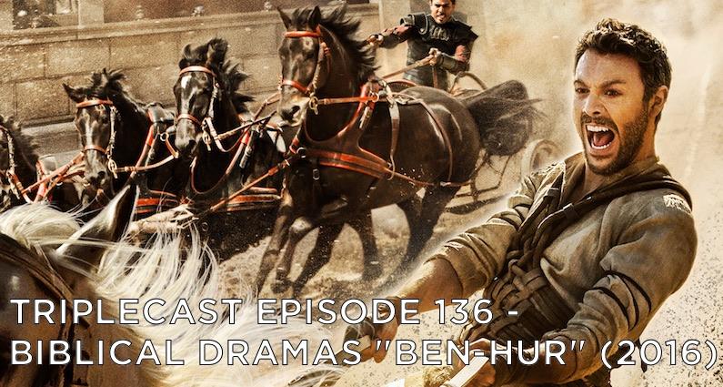 """TC136 – Biblical Dramas – """"Ben-Hur"""""""