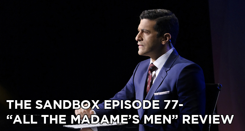 SB77 – S4E19 – All the Madame's Men