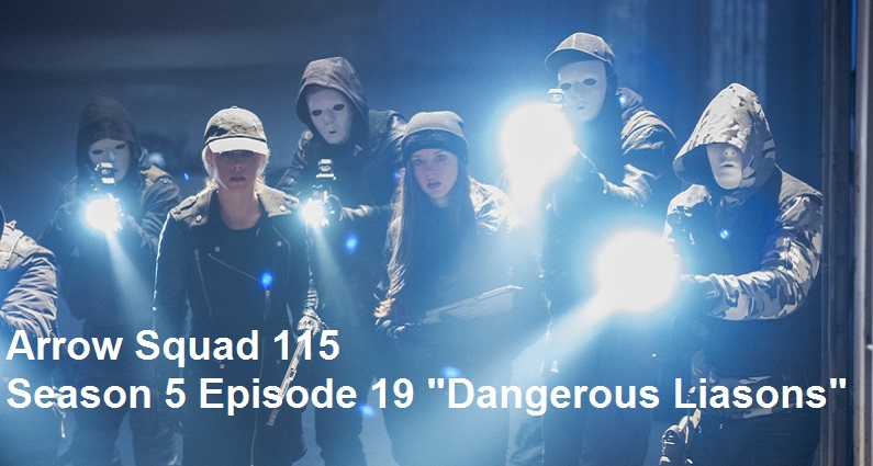 AS 115 – S5E19 – Dangerous Liasons