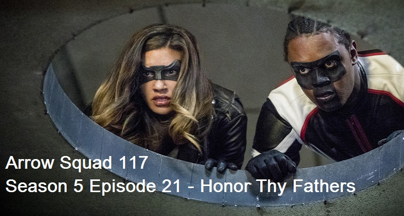 AS 117 – S5E21 – Honor Thy Fathers