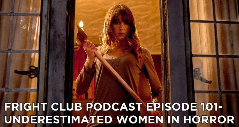 FC101- Underestimated Women in Horror