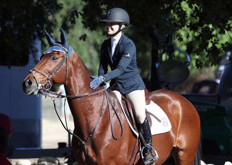 Annie Heise Horse