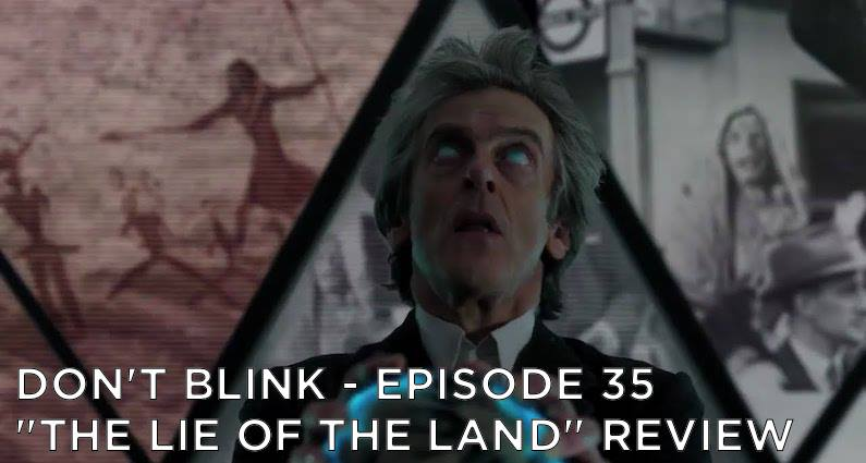 DB 35 – S10E08 The Lie of the Land