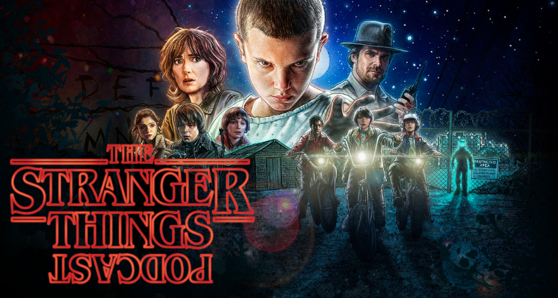 TSTP 000- Introduction to The Stranger Things Podcast