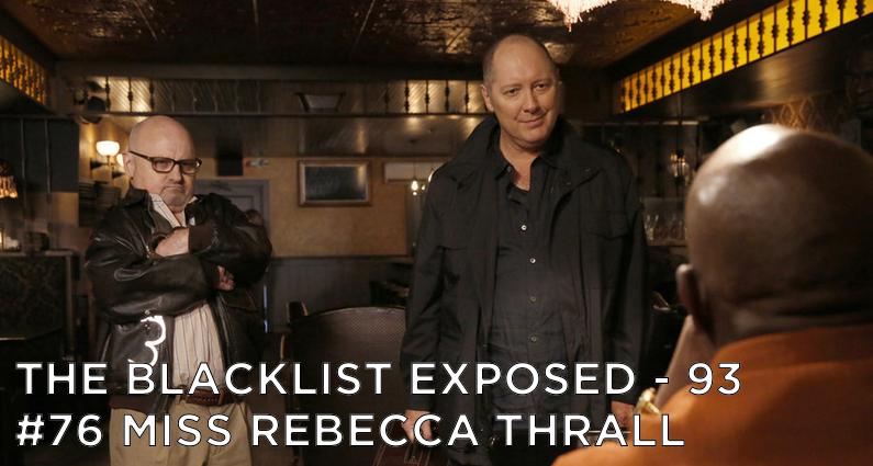 BLE93 – S5E3 – #76 Miss Rebecca Thrall