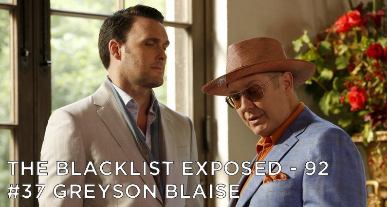BLE92 – S5E2 – #37 Greyson Blaise