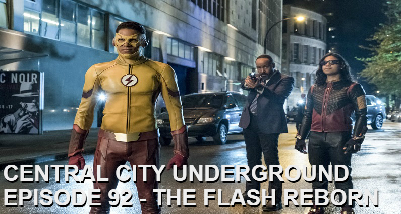 CCU 92 – S4 E1 – The Flash Reborn