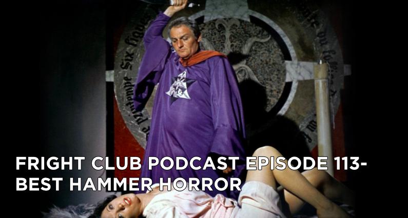 FC113- Best Hammer Horror