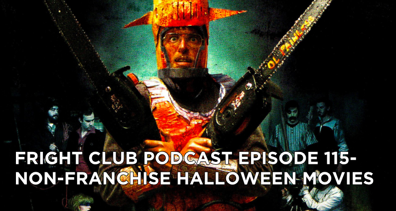 Non-Franchise Halloween Movies - Fright Club Podcast | Golden ...