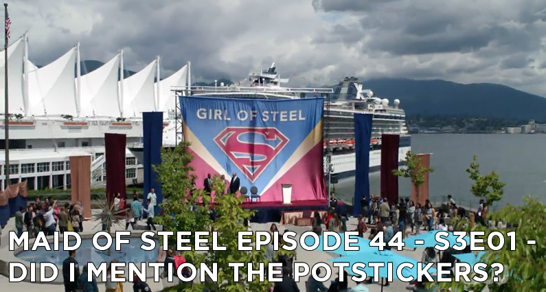MOS 44 – S3E01 – Did I Mention Potstickers?