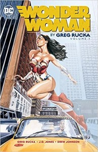 TC159 - Road to Justice League - Wonder Woman - Comic