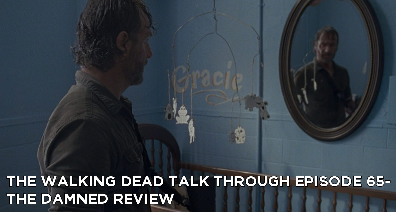 TWDTT 65 – S8E2 – The Damned Review