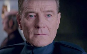 Bryan Cranston as Colonel Silas Herrick  in Human Is