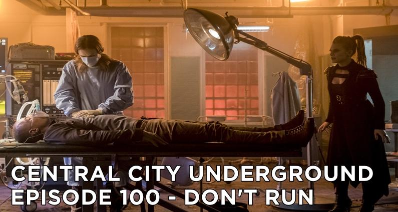 CCU 100 – S4E9 – Don't Run