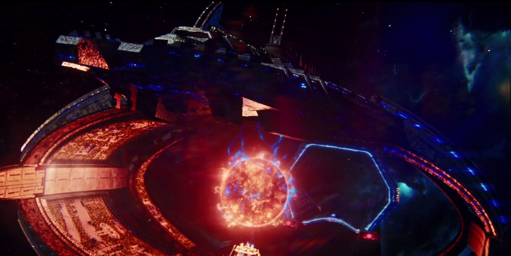 Fred's STD S1E12 beautiful lighting screen shots (22:59) - Imperial ship