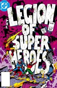 Legion of Super-Heroes 293