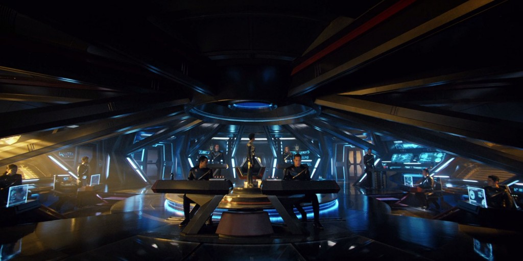 Fred's Star Trek Discovery written feedback S1E11 - Shenzhou bridge 2 (13.19)