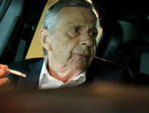 "THE X-FILES:  Guest star William B. Davis in the ""My Struggle III"" season premiere episode of THE X-FILES airing Wednesday, Jan. 3 (8:00-9:00 PM ET/PT) on FOX. ©2017 Fox Broadcasting Co. Cr: Robert Falconer/FOX"