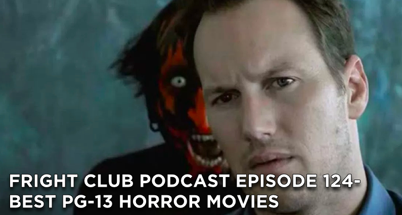 FC124- Best PG-13 Horror Movies