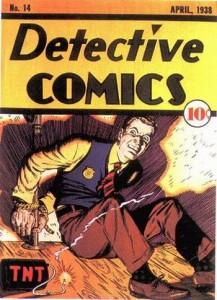 GU82 - The Sinking Ship - Detective Comics