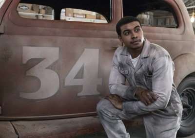 Joseph Lee Anderson as Wendell Scott