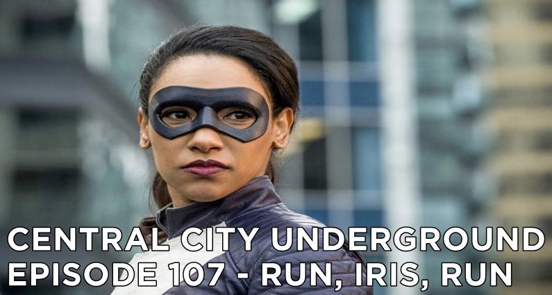 CCU 107 – S4E16 – Run, Iris, Run