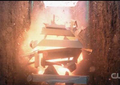 MOS 55 - Schott Explosion