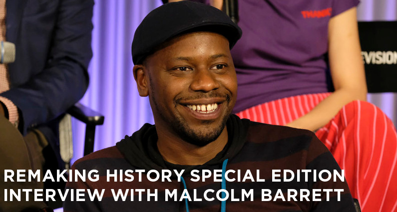RMSE06 – Special edition – Interview With Malcolm Barrett