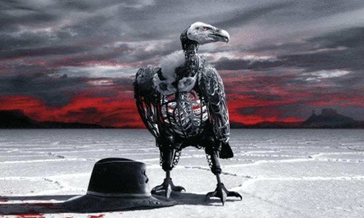 Westworld Robotic Bird