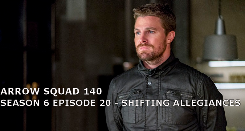 AS 140 – S06E20 – Shifting Allegiances