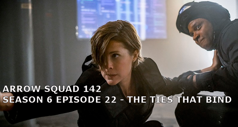 AS 142 – S06E22 – The Ties That Bind