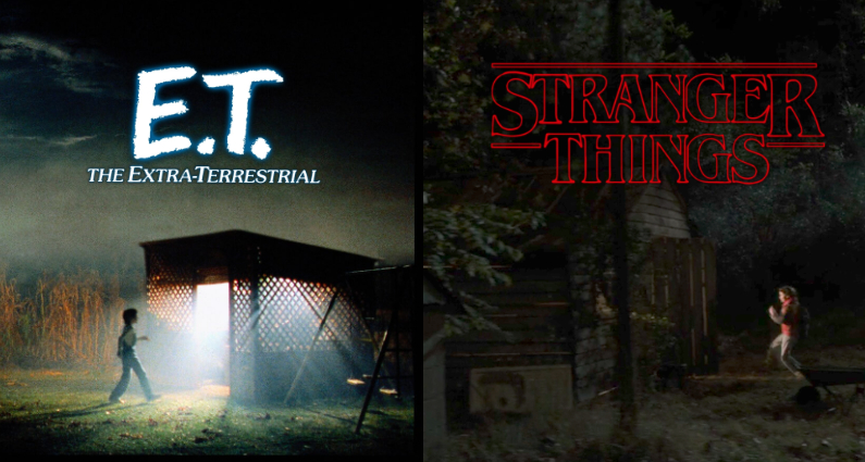 TSTP S2E14- E.T. The Extra-Terrestrial and Stranger Things