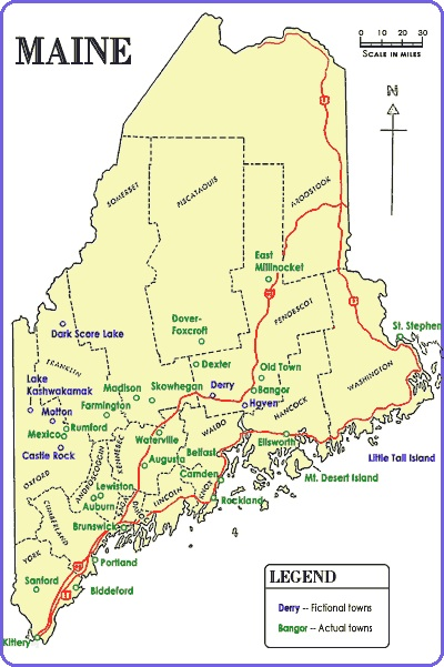 Stephen King's Maine