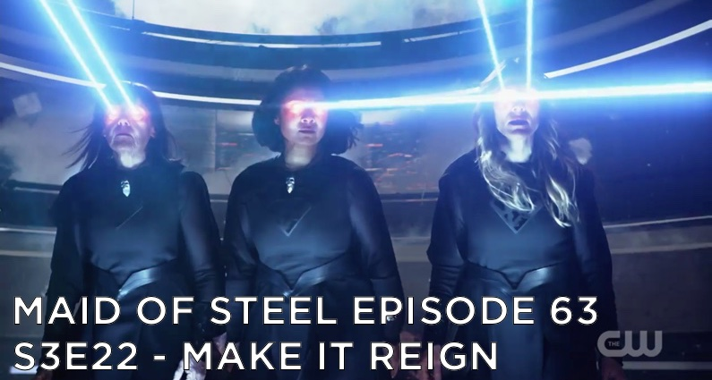 MOS 63 – S3E22 – Make It Reign