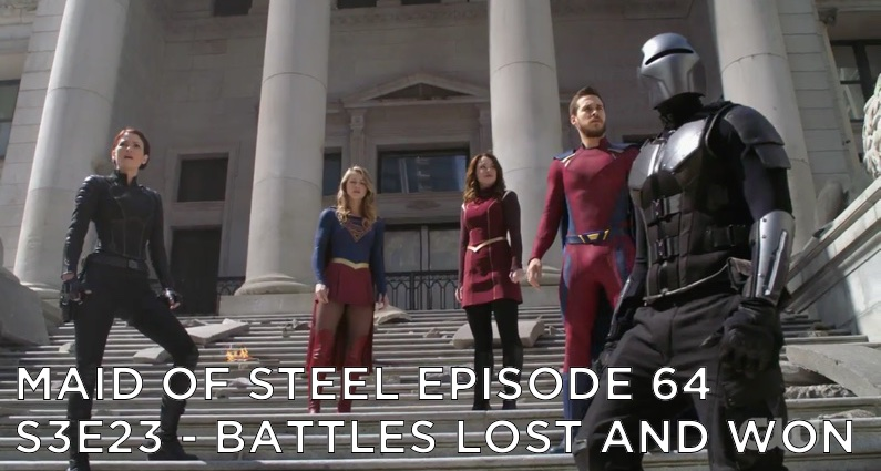 MOS 64 – S3E23 – Battles Lost and Won