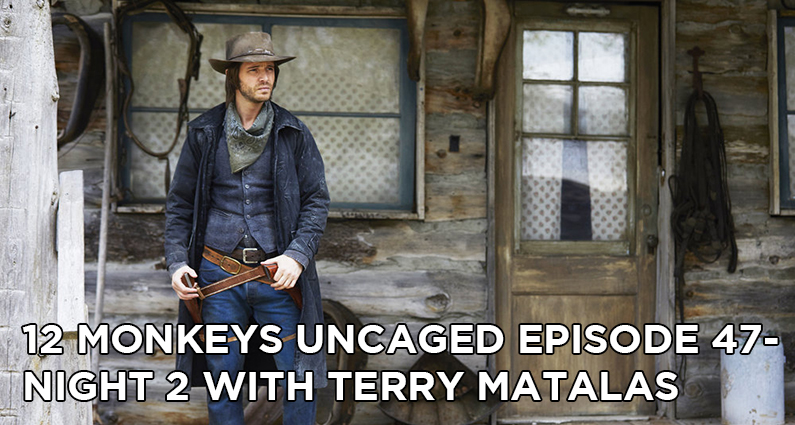 TM47 – Season 4 Night 2 with Terry Matalas