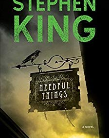 Needful Things Book