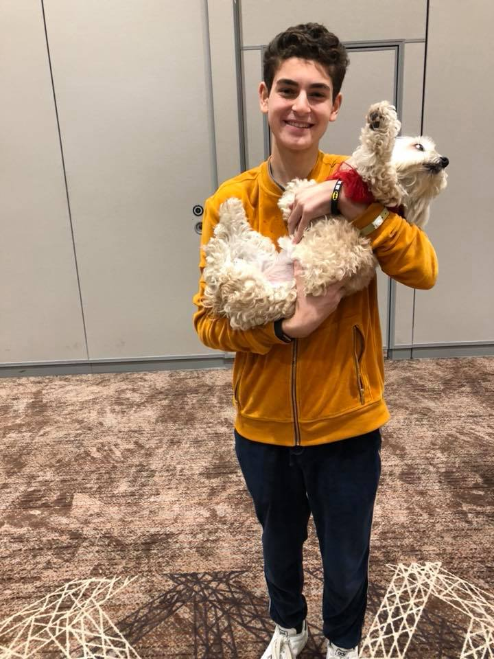 David Mazouz - Wizard World Winston-Salem