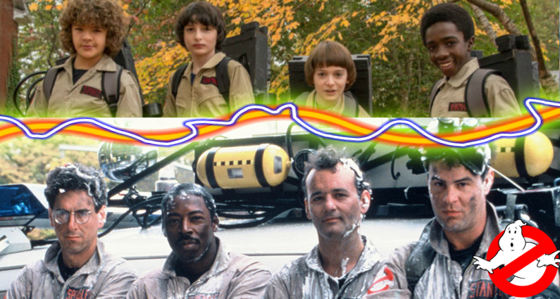 TSTP S2E16- Ghostbusters and Stranger Things