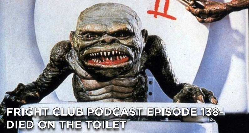 FC138- Died on the Toilet