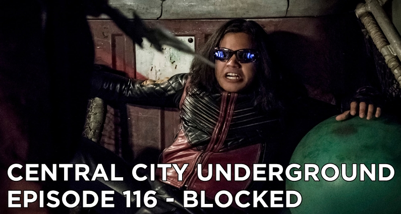 CCU 116 – S5E02 – BLOCKED
