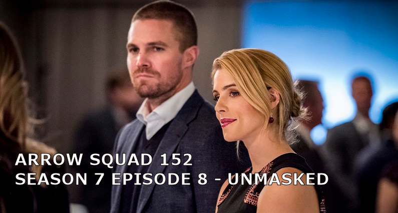 AS 152 – S07E08 – Unmasked