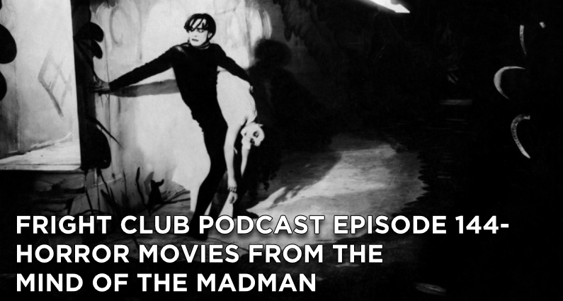 FC144- Horror Movies from the Mind of the Madman